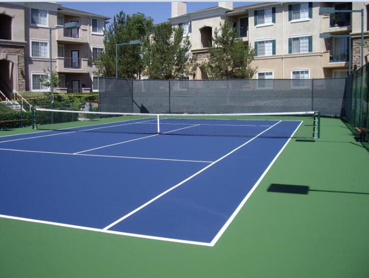 Tennic-Court-Restoration-Orange-County-CA